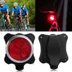 Bicycle Bike TMB 3 LED Front Light USB Rechargeable Cycling Bright White/Red BH