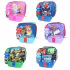 CB Insulated Lunch Bag Snack Box & Bottle - Back to School - Various Designs