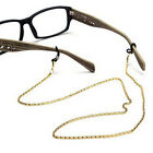 New Arrival Sunglasses Lanyard Strap Necklace Metal Eyeglass Glasses Chain Cord