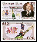 Edina Monsoon - Absolutely Fabulous - Novelty Banknotes