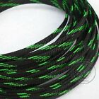 10mm New Tight Braided PET Expandable Sleeving Cable Wire Sheath (25 Color)