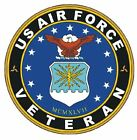 Us Air Force Veteran Sticker Military Armed Forces Decal M148