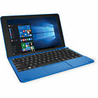 "Laptop Tablet Combo 10.1"" 2-in-1 32gb Touch Screen Webcam Windows 10"