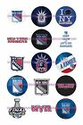 "NEW YORK RANGERS 1 "" CIRCLES  BOTTLE CAP IMAGES. $2.45-$5.50 ***FREE SHIPPING*** $5.5 USD on eBay"