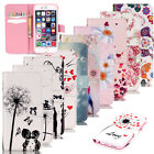 For Samsung Galaxy New Wallet Flip PU Leather Phone Case Cover Stand Card Holder