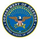 Dod Department Of Defense Sticker Military Armed Forces Decal M273