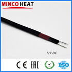Minco 12V Self Regulating Heat Trace Cable for Freeze Protection
