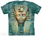 The Mountain Big Face King Tut Adult Men T-Shirt S-2XL Ancient Egypt Tee
