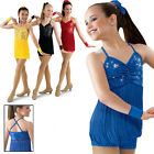 NEW 'Stop the Beat' Tap Jazz Musical Theatre Baton Dance Competition Costume