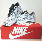 NIKE WOMEN AIR MAX 1 ULTRA LOTC QS NYC BLACK / WHITE NEW ALL SIZES !!! AUTHENTIC