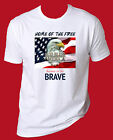 Home of the Free T-shirt - Patriotic - USA - 4th of July - Eagle - US Flag