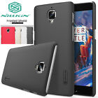 Nillkin Shield Hard Back Case + Screen Protector Cover For OnePlus 3T/3/2/1/X