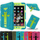Shockproof Hybrid Hard Protector Case Cover with Kickstand For iPad Mini 1234