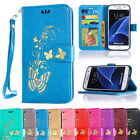 Flip Wallet Leather Card Slots Case Stand Cover For Samsung Galaxy S6 Edge Plus+