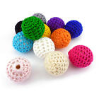 Buddly Crafts 22mm Crochet Beads