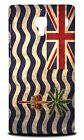 BRITISH INDIAN OCEAN FLAG  HARD CASE COVER FOR XIAOMI REDMI 1/1S