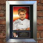 GORDON RAMSEY Signed Autograph Mounted Reproduction Photo A4 Print no14