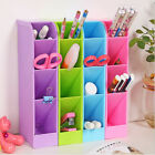 Home Office Table Storage Box Organizer Jewelry Stationery Phone Key Box 4 Color