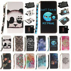 New Leather Smart Patter Wallet & Hand Rope Case for Samsung Galaxy J5 2016 J510