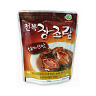 Gangwon, Badabon, Steamed abalone with soy sauce 120g, Smoky, Steak, Spicy, Mild