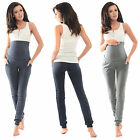 Purpless Maternity And Pregnancy Over Bump Joggers Trousers Pants 1307