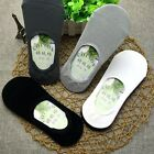 10 Pairs women/Men Cotton Loafer Boat Non-Slip Invisible Low Cut No Show Socks