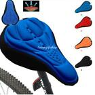 3D New Soft Comfortable Bicycle Silicone Gel Seat Cover Cushion Soft Pad