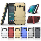 Fashion Hybrid Shockproof Heavy Duty Kickstand Hard Case For Samsung J1 J2 J3 J5