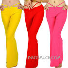 C91104 Costume Danza Ventre Pantaloni Tribale Fusion Belly
