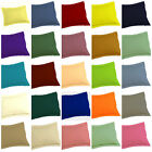 "1000 TC 2PC PILLOW SHAMS WITH 2"" HEM 100% EGYPTIAN COTTON ALL SIZES AND COLORS image"