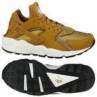 Nike WMNS Air Huarache Run 634835-700 Gold Bronzine/Sail/Black Women's Shoes