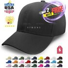Kyпить Loop Plain Baseball Cap Solid Color Blank Curved Visor Hat Adjustable Army Mens на еВаy.соm