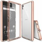 For Sony Xperia Z5 Premium, Ringke [FUSION] Clear Shockproof Protective Case