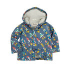 BNWT Boys Hatley Retro Rockets Raincoat NEW Space Coat Jacket