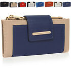 New Bifold Faux Leather Women Purse Ladies Girl Wallet Coin Card Note ID Holder