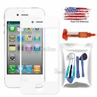 Replacement Outer Screen Glass Lens for iPhone SE 5S 6S Plus 7 4S Glue&Tool Kit