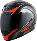 SCORPION EXO-R710 FOCUS RED Full Face DOT Snell FREE SHIPPING
