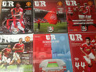 Manchester United 2015-2016 Season Match Day Programmes - Your Choice