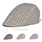 New Mens Flat Cap Baker Boy Cap Peaked NewsBoy Country Outdoors Golf Boy Hat