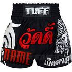NTW Tuff Personalize Muay Thai Boxing Shorts M2 Custom Add Name : S M L XL XXL