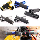 "1 PAIR MOTORCYCLE ALUMINUM HANDLEBAR HANDLE GRIPS 7/8"" FOR YAMAHA HONDA KAWASAKI $7.99 USD on eBay"