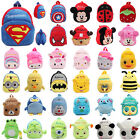 23cm Animal Toddler Soft Backpack Plush Schoolbag Kids Kitty Cartoon Kid Doll