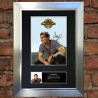 BEAR GRYLLS Signed Autograph Mounted Reproduction Photo A4 Print 342