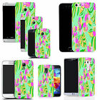 motif case cover for many Mobile phones - tropical flower