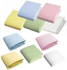 walmart canada crib - Kushies Premium Quality 100% Cotton Flannel Fitted or Top Flat Crib Sheets