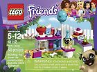 LEGO Friends Party Cakes 41112...Free Ship New .