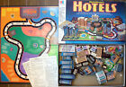 COMPLETE * Vintage HOTELS board game by Milton Bradley * Bilingual C4844 edition