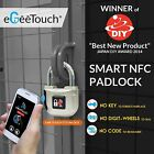 NFC Smart Padlock, eGeeTouch Android Smart Electronic Lock (Perfect Xmas Gift)