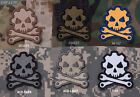 Mil Spec Monkey MSM Death Mechanic Patch Multicam-Woodland-Desert-SWAT-ACU-Color