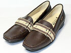 Mephisto Malou, Lady's Slip-On Shoe in Brown Leather